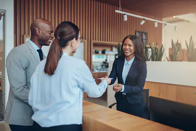 Hotel Reservation Customers Checking Into a Hotel Reservation Bought on Room Speculator